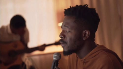 "Johnny Drille – ""Please Forgive Me"" (Bryan Adams Cover)"