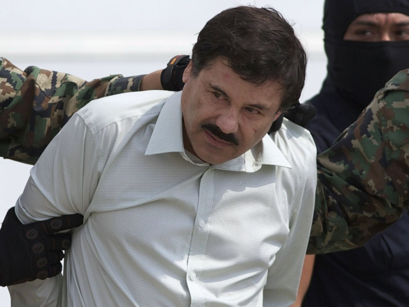 End Of The Road: Notorious Mexican Drug Lord, El Chapo Sentenced To Life In Prison