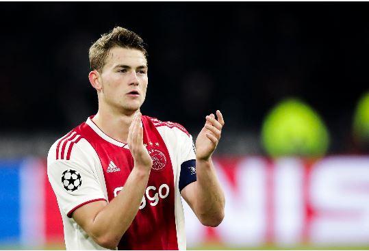 Juventus Finally Announce De Ligt Deal