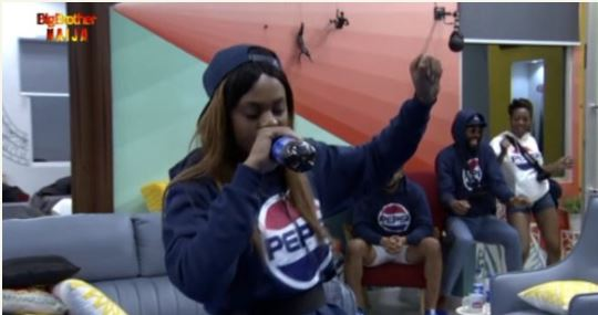 BBNaija: Jackye Wins N1.5 Million 'Pepsi Lyrics Challenge'