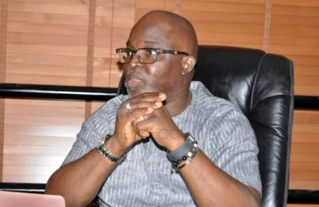 NFF President, Amaju Pinnick Impeached As CAF Vice-President