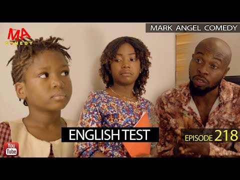 DOWNLOAD: ENGLISH TEST (Mark Angel Comedy)