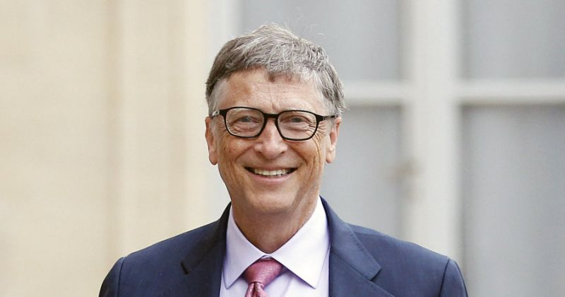 Bill Gates Falls From 'Second Richest Man' Position, Loses To LVMH's Bernard Arnault