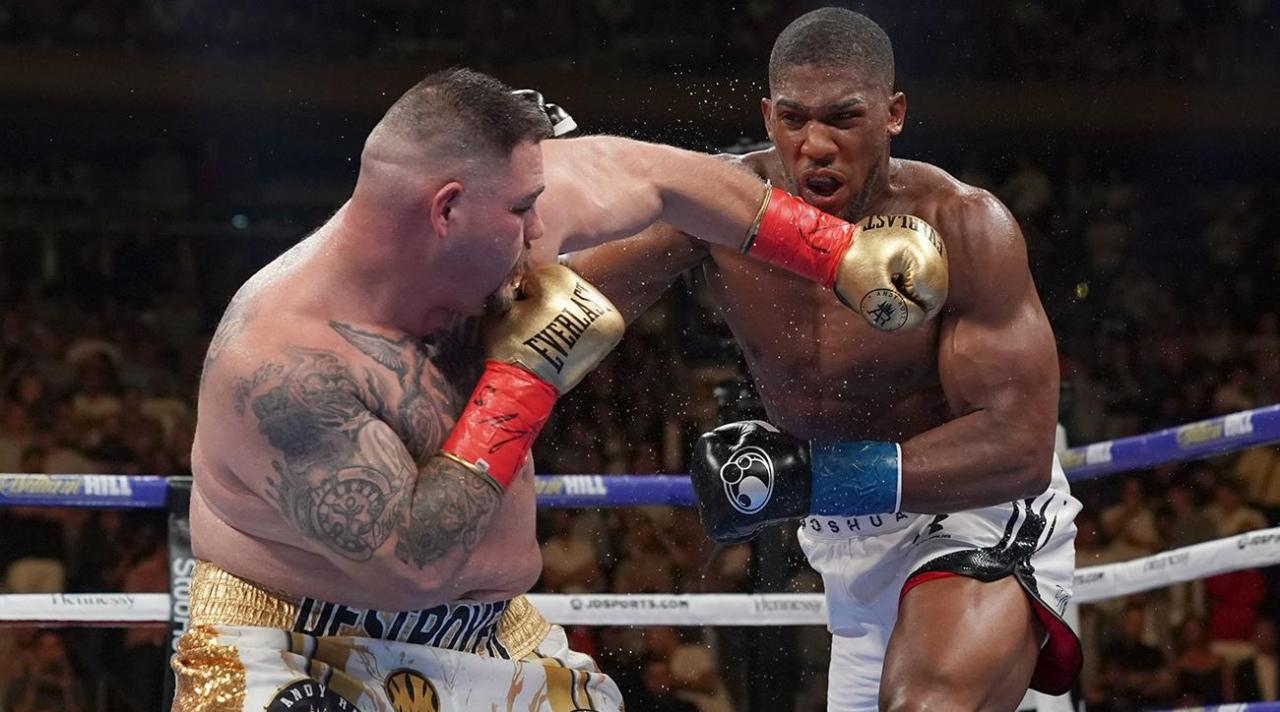 Andy Ruiz Is Digging His Own Grave – Anthony Joshua Blows Hot