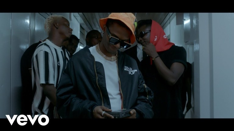 VIDEO : Wizkid – Ghetto Love