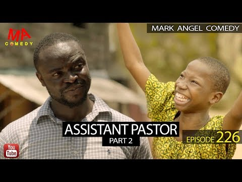 Comedy Video: ASSISTANT PASTOR Part 2 (Mark Angel Comedy)