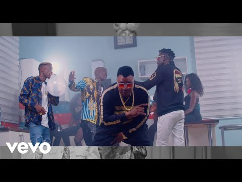 VIDEO: Ice K ft. Mz Kiss, Lil Frosh, Zinoleesky & Dollarsyno – Apple
