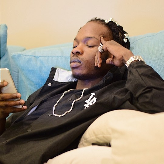 'My music can cure depression.' – Naira Marley says
