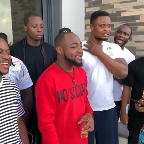 Comedy Skit: Sydney x Davido – Meeting Of Celebrity