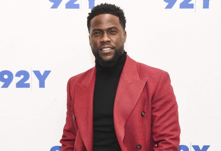 Kevin Hart Charged With $60m Lawsuit Over Svx Tape