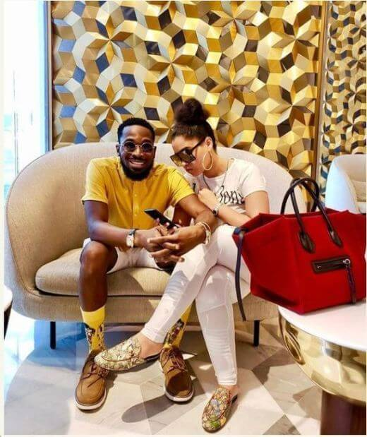 D'Banj Welcomes New Baby, A Son With Wife, Lineo Didi Kilgrow