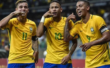 Brazil Names Formidable Squad For Nigeria Friendly