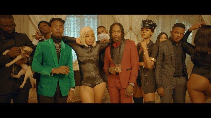 Naira Marley & Young John – Mafo (Snippet)