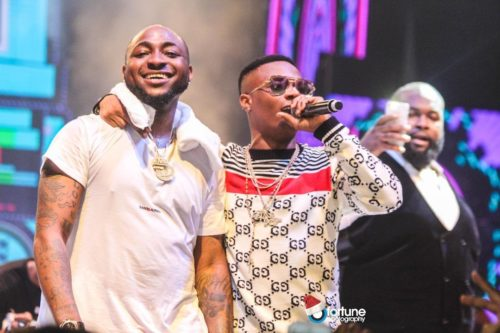 Comedian, Akpororo Makes Shocking Hilarious Joke About Davido & Wizkid At Ruggedman's The Foundation Concert || Watch Video