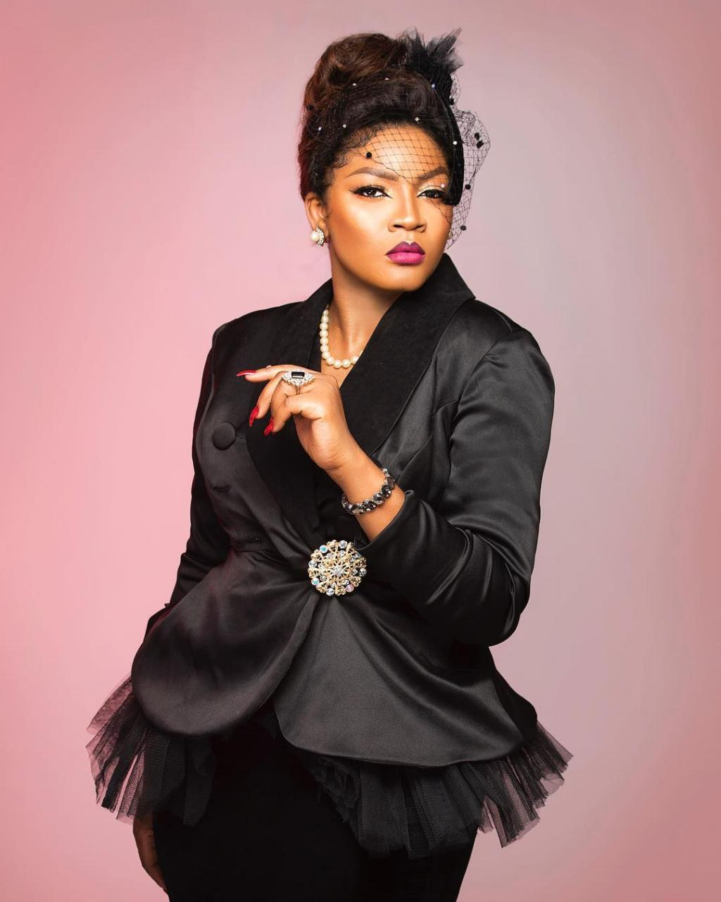 I Can't Act In A Movie Without Royalties In My Contract - Omotola Jalade-Ekeinde