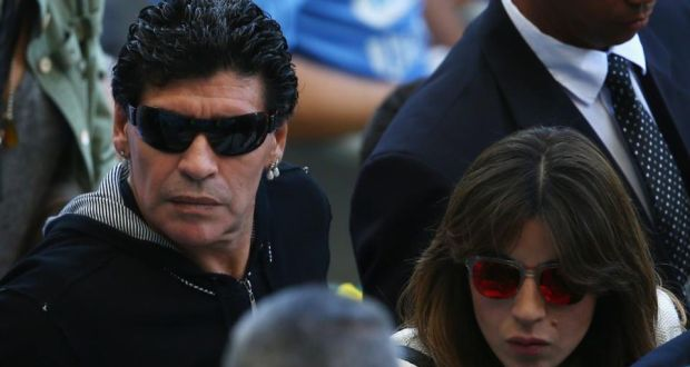 I'm Not Dying, Even When I Die, You'll Get Nothing - Maradona To Daughter