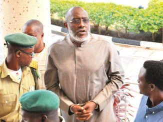 Court sentence Metuh to 39 years in prison