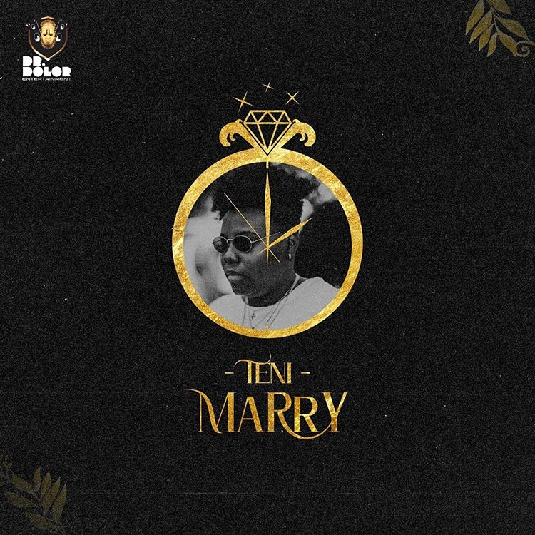 DOWNLOAD Marry mp3 Teni music