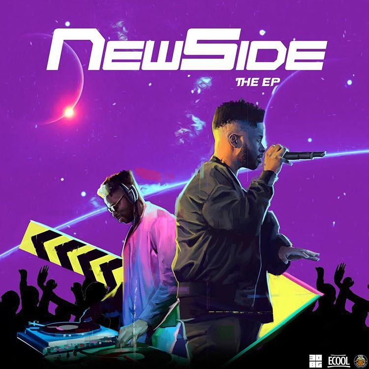 Dj ECool - Newside Ep Album download
