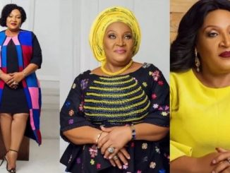 I'm Willing To Get Married Again If I Meet The Right Man - 56 Year-Old Actress, Ngozi Nwosu
