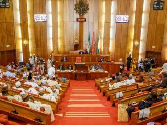 Senate Approves Buhari's $22.7b Foreign Loan