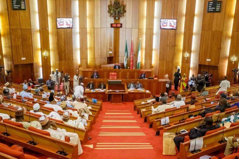 Senate Approves Buhari's .7b Foreign Loan