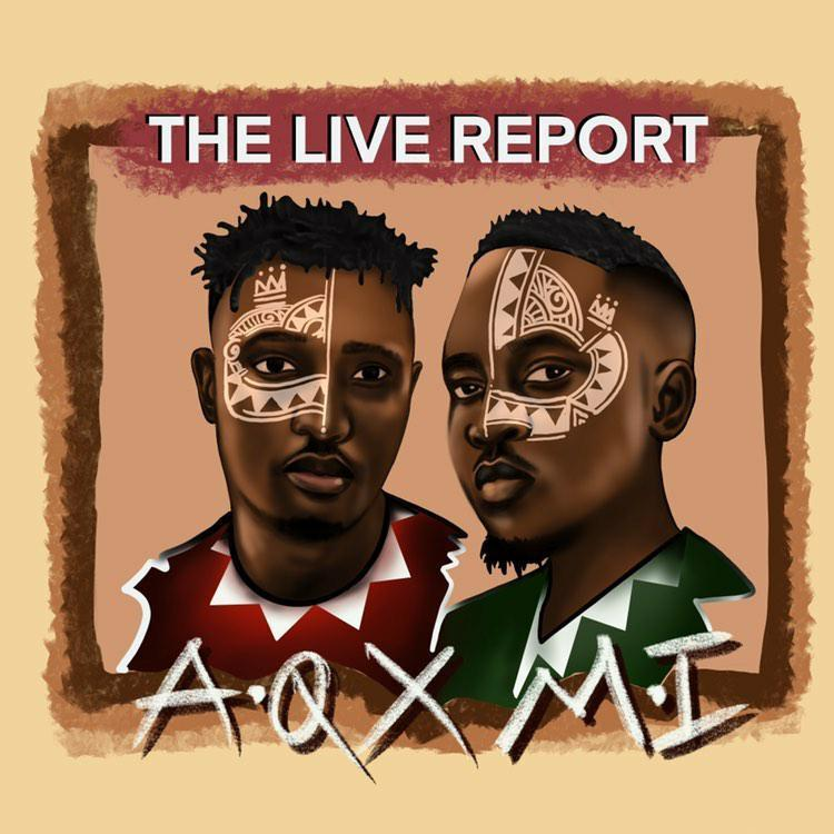 A-Q & M.I Abaga – The Live Report  [DOWNLOAD A Five Day Journal Full EP]