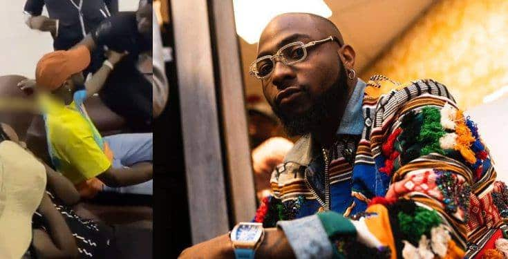 Davido acquires mansion in Banana Island?! Watch this