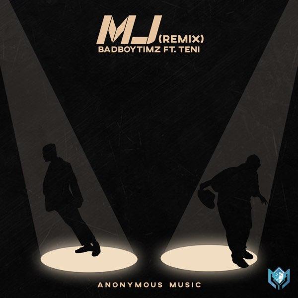 Bad Boy Timz MJ Remix Cover