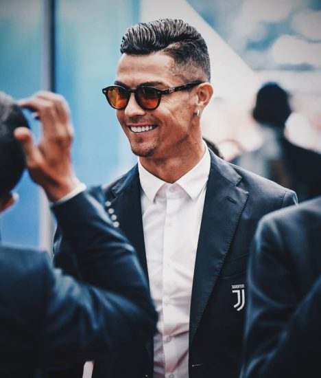 Cristiano Ronaldo Officially Becomes Football's 1st Billionaire – Forbes