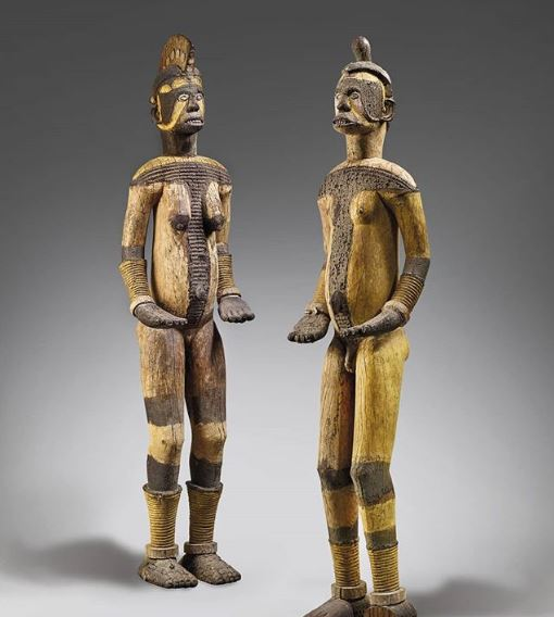 Igbo Statue Stolen From Nigeria During Civil War Was Just Sold In UK For 85M