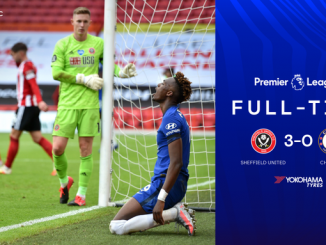 Sheffield United vs Chelsea 3-0 Download