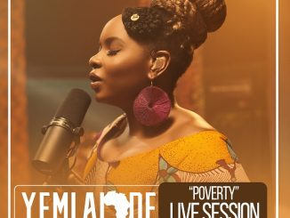 Yemi Alade Poverty Live Session
