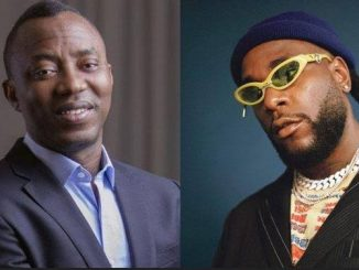 Sowore and burna