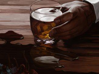 peruzzi rum boogie album cover art