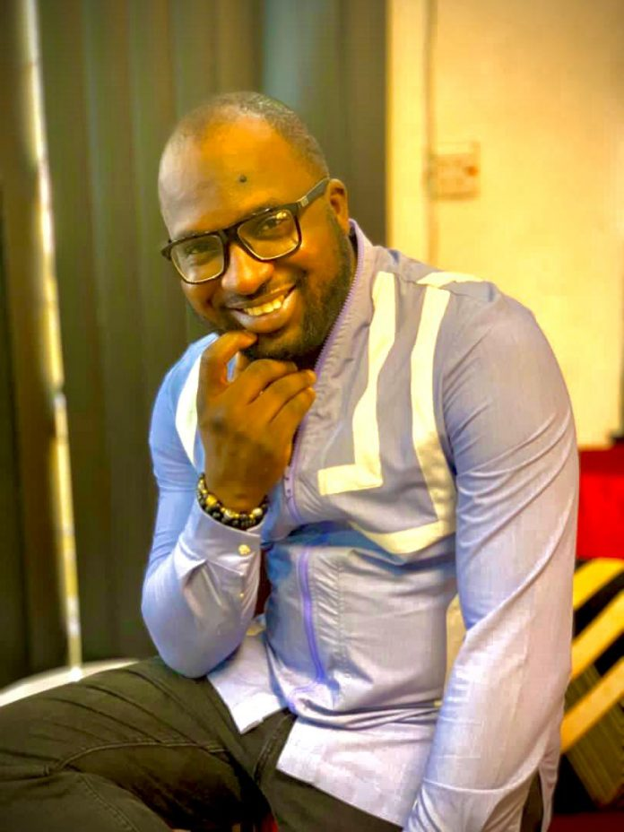 Photo: Adeleye Fabusoro, The Executive Producer of BOROKINI