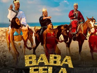 Baba Fela Remix CD 1 TRACK 1 128 mp3 image
