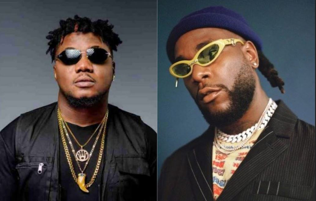 """ I Was Stabbed By Burna Boy ' s Squad "" - Rapper CDQ Reveals"