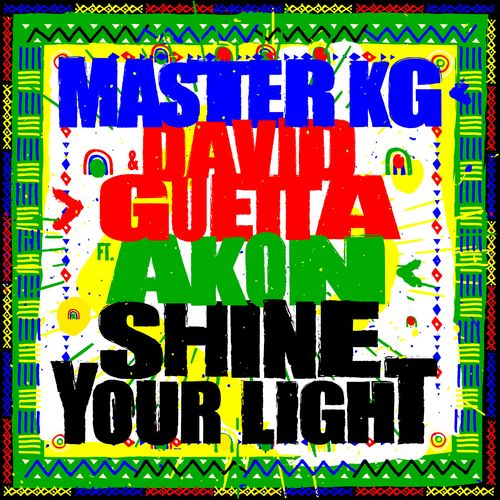 Master KG Shine Your Light feat Akon mp3 image