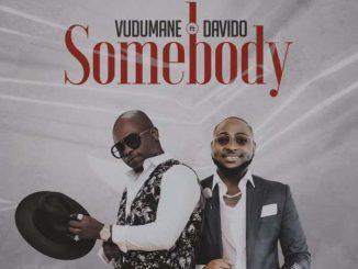 Vudumane Ft. Davido – Somebody Artwork
