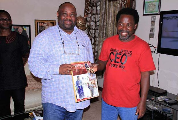 Dele and TBJoshua