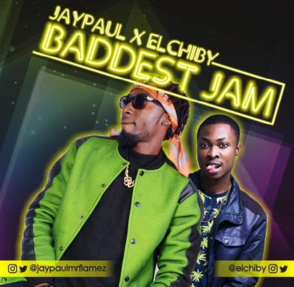 Jaypaul Baddest Jam ART