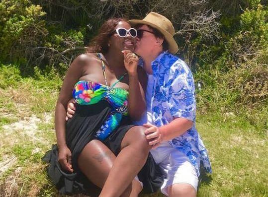 Ka3na and husband