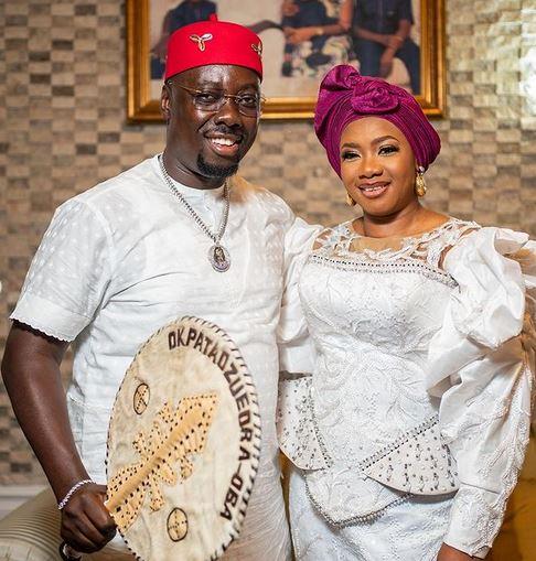 Obi and wife