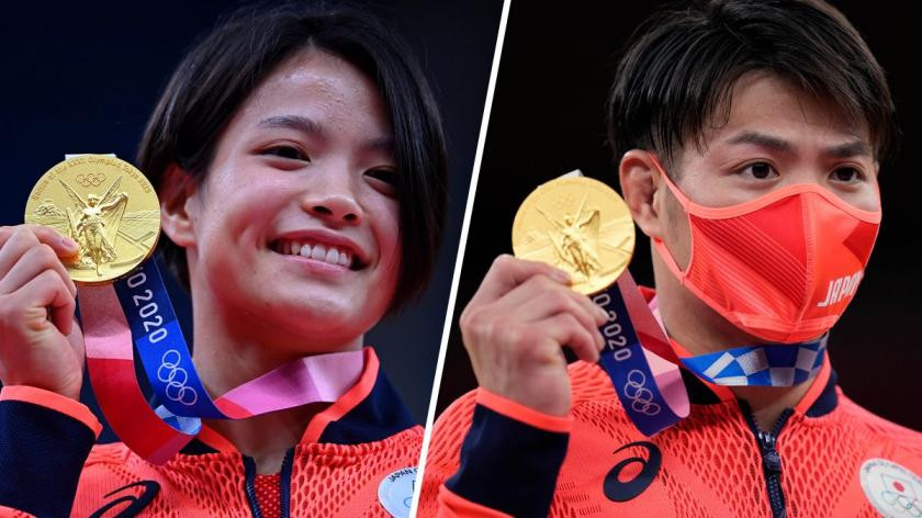 Japanese Siblings Make Olympic History by Winning Gold on Same Day (Photo)