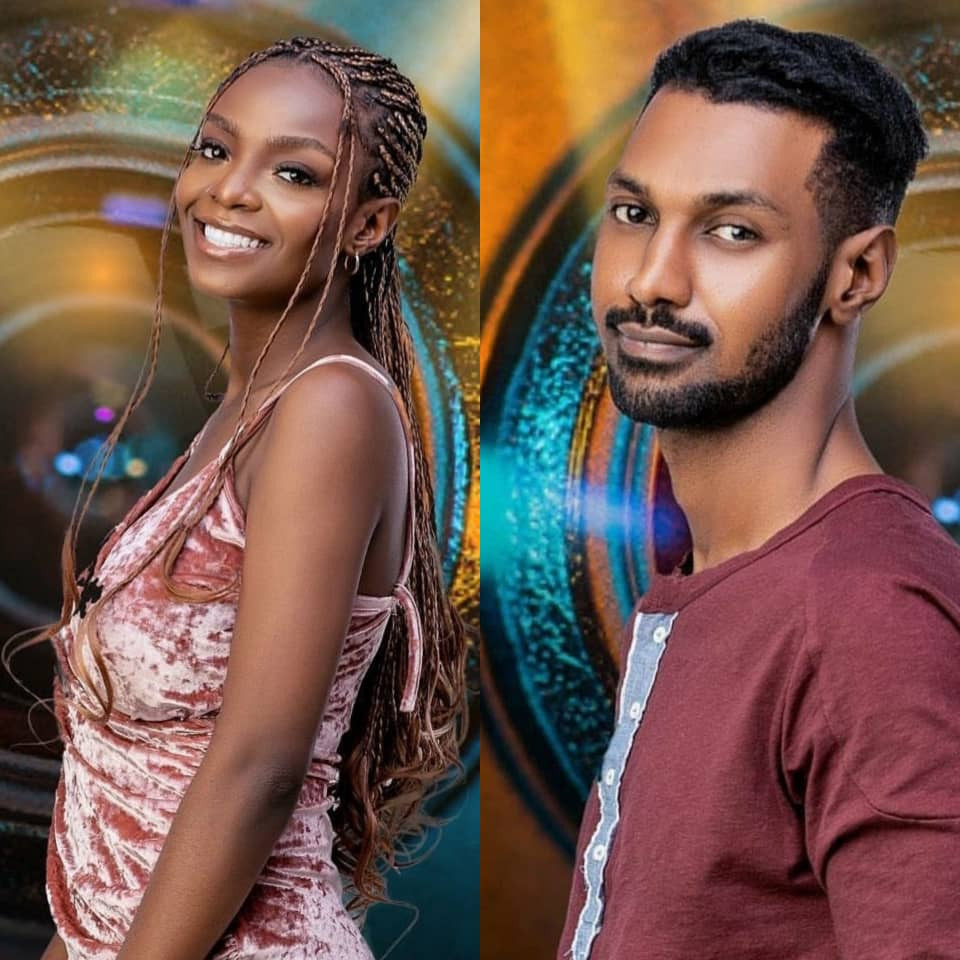 #BBNaija: See the Female Housemate Who Has Just Become The First Head Of House
