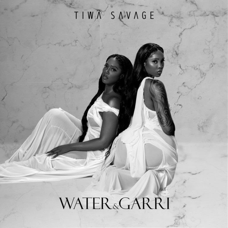Tiwa Savage – Water And Garri Official Art Cover