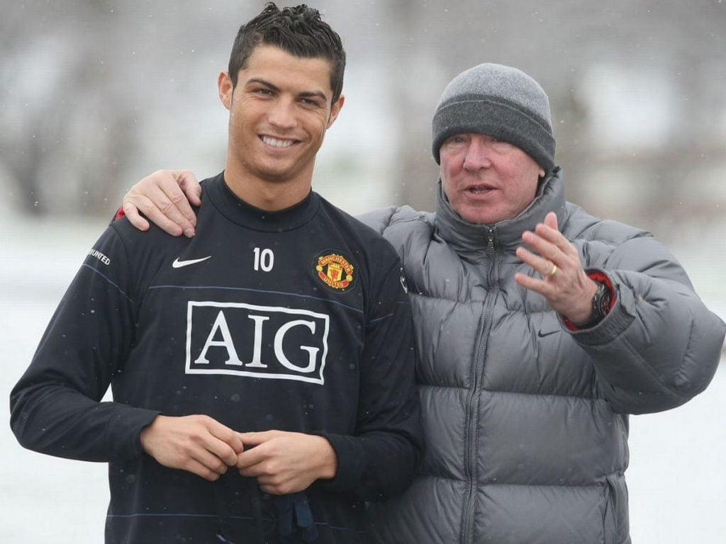 Ferguson Reveals How He Blocked Ronaldo's Transfer To Man City